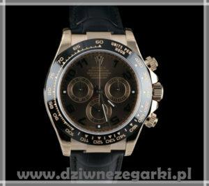 Zegarek Rolex randkowy numer seryjny